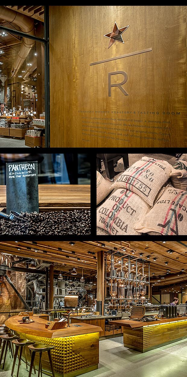 Starbucks® Reserve Roastery & Tasting Room